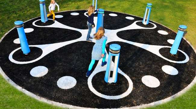 Yalp Memo example to be installed in Olivia Truganina's feature park